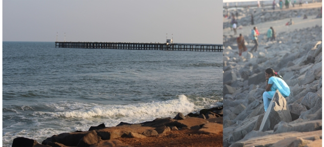 Rocky Beach Pondicherry