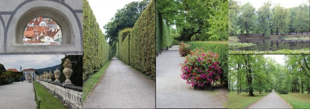 krumlov garden